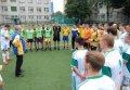 Сотрудники прокуратуры посоревновались с воспитанниками Кременчугской воспитательной колонии