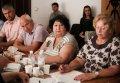 Юрий Шаповалов встретился с руководителями кременчугских профсоюзов