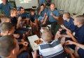Воспитанники Кременчугской колонии отдохнули в дневном Христианском лагере