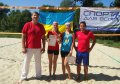 В Автозаводском районе прошёл чемпионат по пляжному волейболу