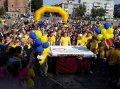 В «Пробеге с верой в сердце» приняли участие 1670 кременчужан и собрали 95200 грн.!