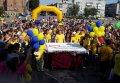 В Кременчуге установили новый рекорд: «Самая большая в Украине творожная запеканка»