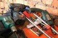 Житель Комсомольска воровал инструменты у строителей