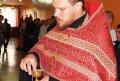 В Кременчугской воспитательной колонии освятили аллею «Времена года моей души»