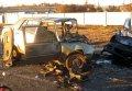 В Гадячском районе в ДТП двое человек погибло и трое травмированы (фото)