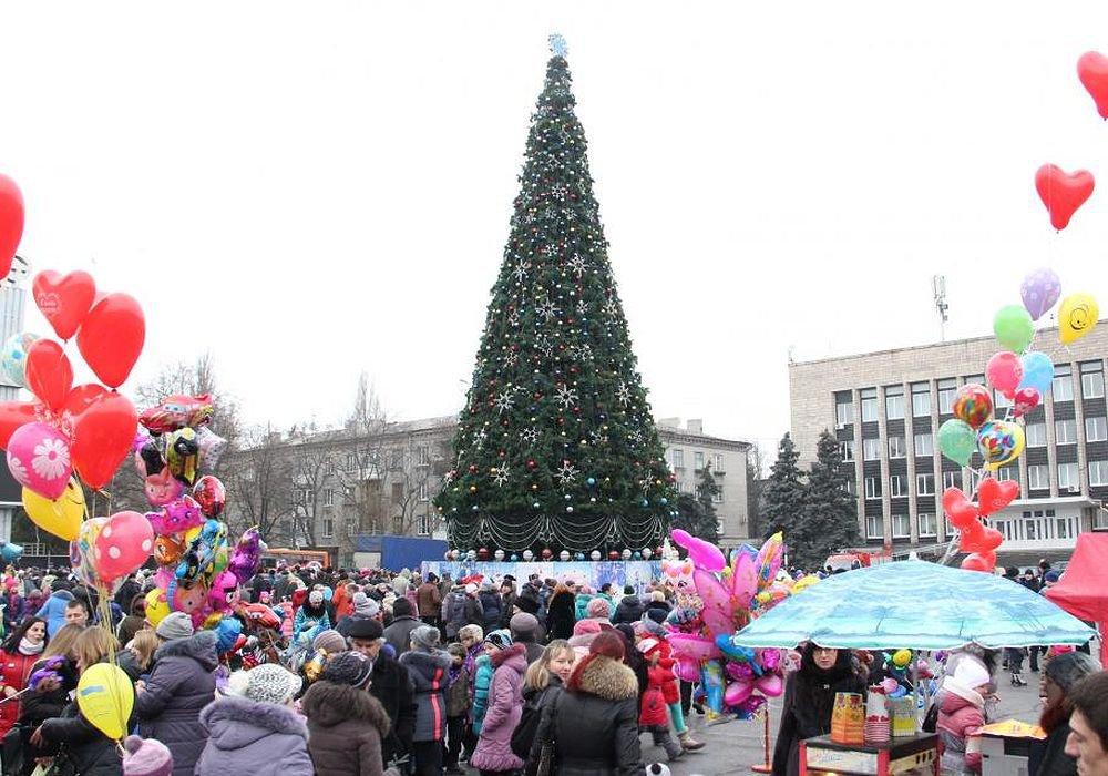 фото новогодних мероприятий
