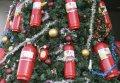 Кременчугские спасатели напоминают правила пожарной безопасности во время празднования Новогодних и Рождественских праздников