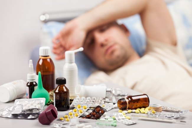 Санврачи сообщают о стабилизации уровня заболеваемости ОРВИ в Кременчуге