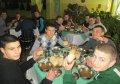 Праздничным богослужением встретили Рождество Христово воспитанники Кременчугской воспитательной колонии