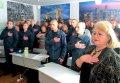 Как отметили День Соборности Украины в Кременчугской воспитательной колонии