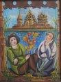 В Кременчугской художественной галерее сегодня откроется выставка «История любви»