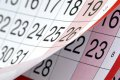 Налоговый календарь на последнюю неделю апреля