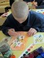 Для воспитанников Кременчугской воспитательной колонии провели мастер-класс по рисованию