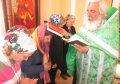 Обряд Соборования прошёл в Кременчугской воспитательной колонии