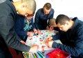 В Кременчугской воспитательной колонии ко Дню космонавтики провели конкурс стенгазет