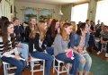 Конкурс команд Клуба весёлых и находчивых в Кременчугской воспитательной колонии