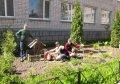 Конкурс-смотр «Цветущая Украина» состоялся в Кременчугской воспитательной колонии