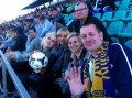 Сотрудники Кременчугской воспитательной колонии побывали на футбольном матче памяти мэра Кременчуга Олега Бабаева
