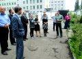 Кременчугскую воспитательную колонию посетили представители наблюдательной комиссии