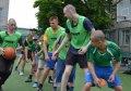 Весёлыми стартами воспитанники Кременчугской воспитательной колонии отметили Международный день защиты детей