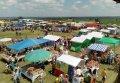 В Козельщинском районе прошёл праздник «Казацкой славы»