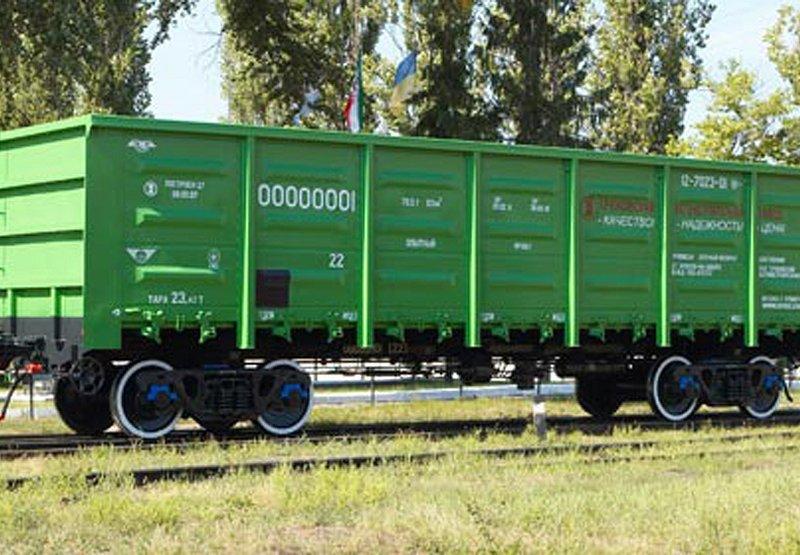 Туркменистан купил уУкраины 750 грузовых вагонов