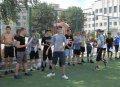 В Кременчугской воспитательной колонии состоялся спортивный праздник «Казацкий гарт»
