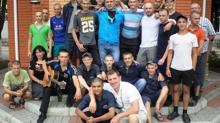 Воспитанники Кременчугской воспитательной колонии отдохнули в Христианском лагере