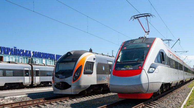 «Укрзализныця» вновь хочет закупить скоростные поезда на 330 млн гривен