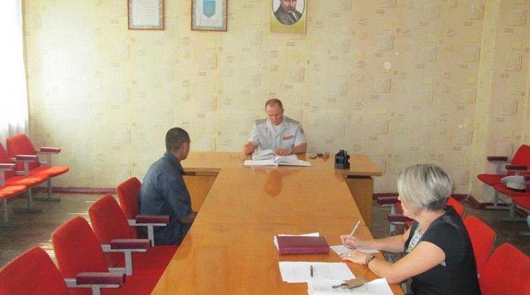 Фото пресс-службы УГПтС Украины в Полтавской области