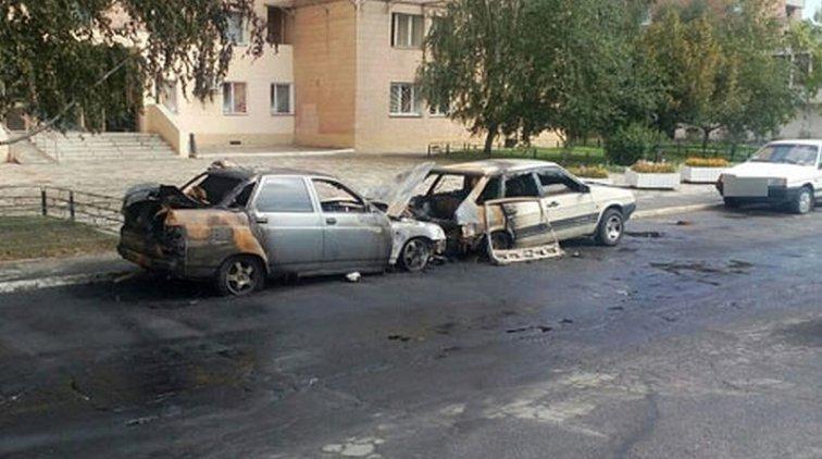 Фото Полтавского отдела полиции