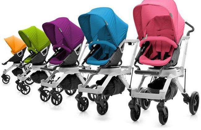 Выбираем детскую коляску в интернет-магазине Elmir