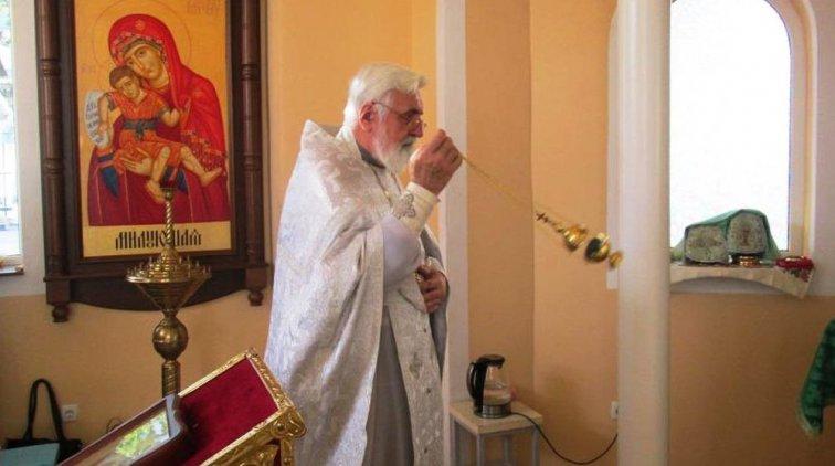 Преображение Господне в Кременчугской воспитательной колонии