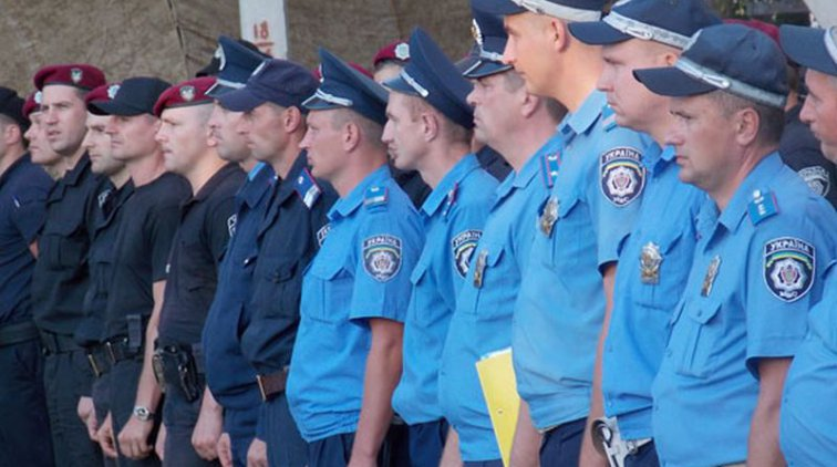 Фото Миргородского отдела полиции