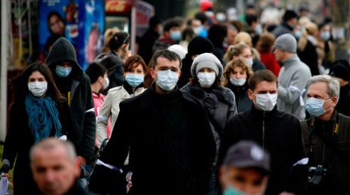 ВКирове резко выросло число заболевших ОРВИ