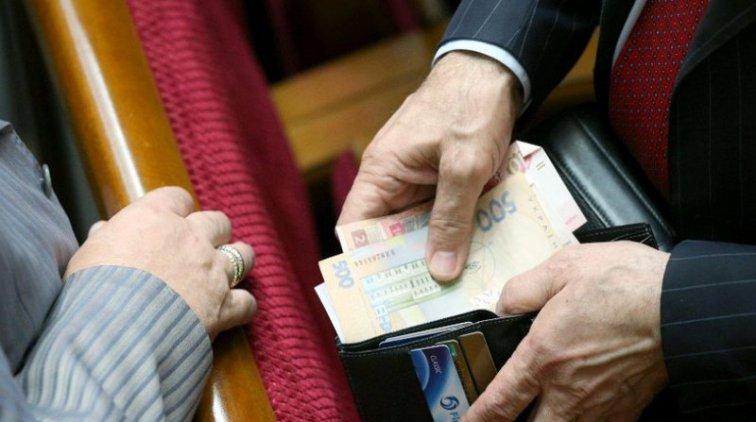 Реальный доход народных депутатов увеличится почти до 100 тыс. грн. в месяц