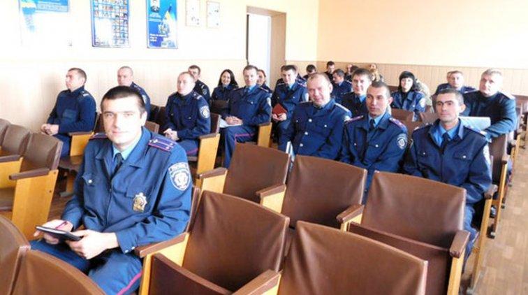 Фото Глобинского отдела полиции