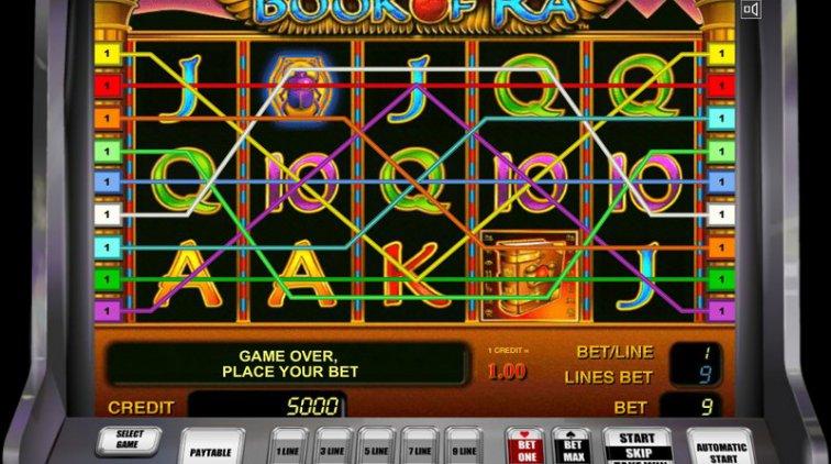 Азартные слоты на Wulkan-Bets