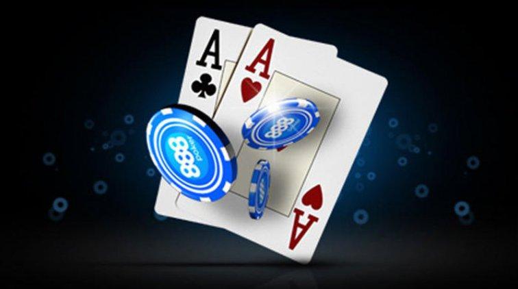 Играйте в онлайн покер на 888 Покер