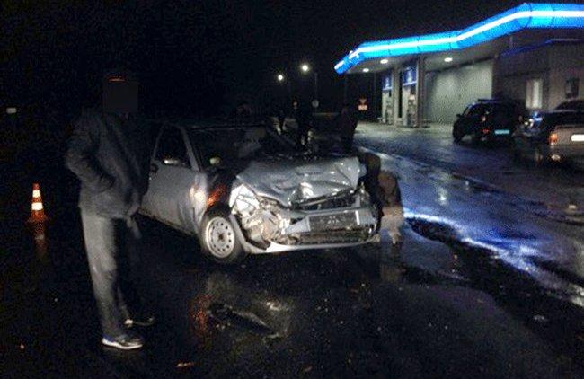ДТП в Полтавском районе: 5 человек травмированы, в том числе двое детей