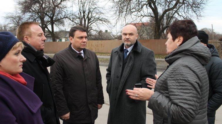 В Кременчуге создадут один из лучших ЦПАУ в Украине, а в Горишних Плавнях — олимпийскую базу для гребцов