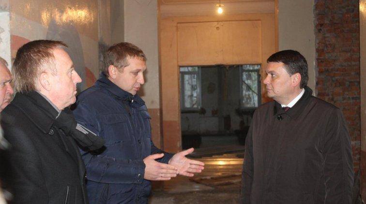 Виталий Малецкий и Андрей Писоцкий
