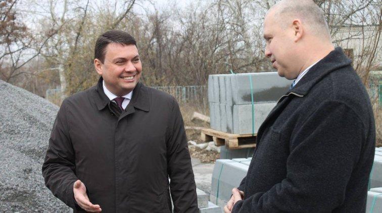 Андрей Писоцкий и Дмитрий Быков
