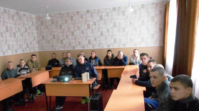 Кременчугскую воспитательную колонию посетил Странствующий фестиваль Docudays UA