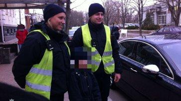 Фото патрульной полиции Кременчуга