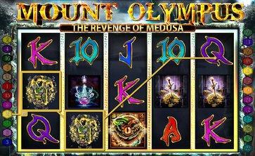 Играть в автоматы Mount Olympus