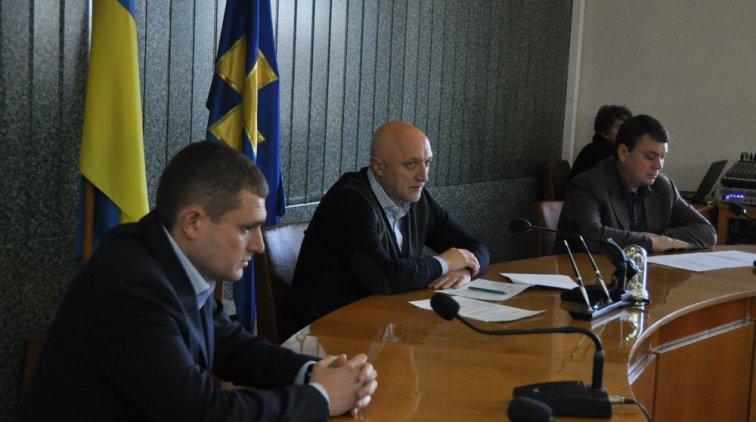 Алексей Чепурко, Валерий Головко и Андрей Писоцкий