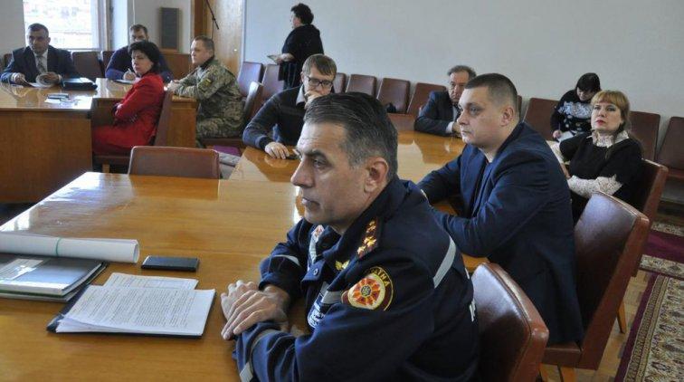 Владимир Салогуб (на переднем плане)