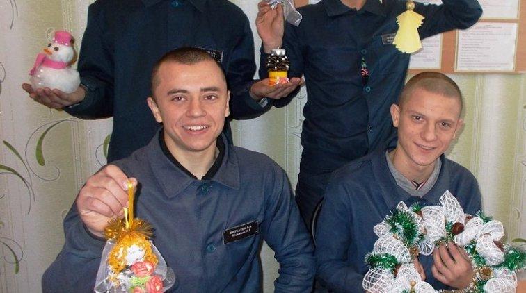 Воспитанники Кременчугской воспитательной колонии присоединились к «Конкурсу без границ!»