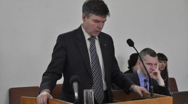 Виктор Стеблянко. Фото пресс-службы Полтавской ОГА